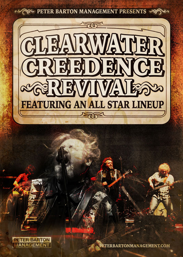 Clearwater Creedence Revival