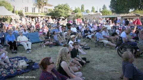 music festival in France